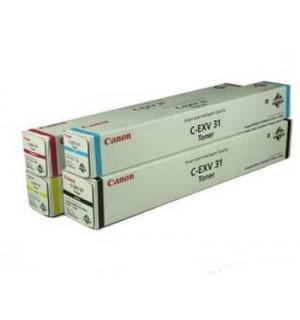 C-EXV31M [2800B002] Тонер-туба к копирам Canon iR-ADV C7055/ C7065 пурпурный