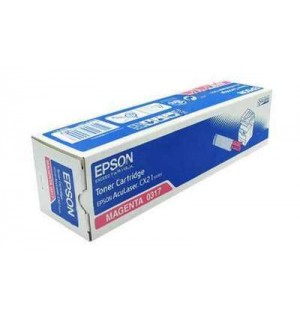 S050317 Тонер-Картридж Epson AcuLaser CX21N/CX21NF Magenta (5000стр.)