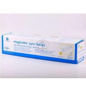 8938622 Картридж Minolta MagiColor 7450 12K Yellow