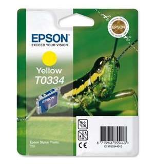 T0334 / T033440 OEM Stylus Photo 950 Yellow (440 стр)