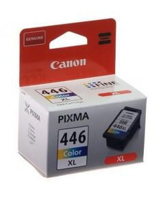 CL-446XL [8284B001] Картридж CANON для PIXMA MG2440/ 2540/ 2940/ IP2840/ MX494, Повышенная ёмкость. Цветной. (300 стр.)