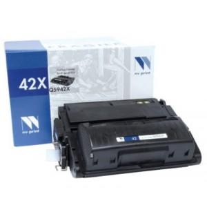 Q5942X Совместимый Картридж NV Print для HP LJ 4250/ 4350 Black (20000 стр.)