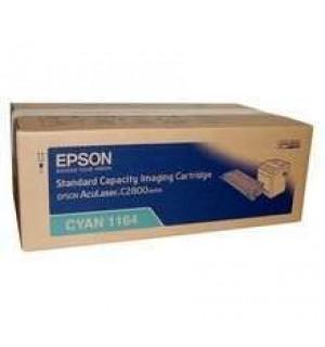 S051164 Тонер-картридж Epson ALC2800/C2800N  Standart Capacyti Cyan (3000стр.)