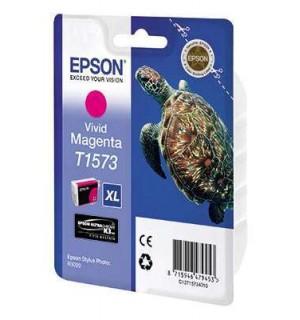 T15734010 Картридж EPSON Stylus Photo R3000 Vivid Magenta
