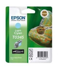 T034540 совместимый картридж TV для Epson Stylus Photo 2100 Light Cyan