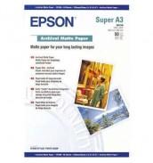 S041340 Бумага Epson Archival Mate Paper, A3+, 192 г/ м2 (50 л.)
