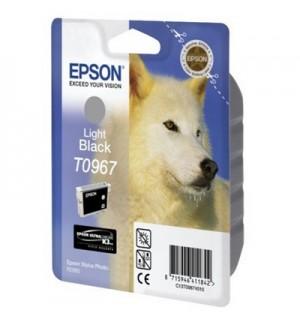 T0967 / T09674 Картридж EPSON Stylus Photo R2880 Light Black (Epson UltraChrome K3 Vivid Magenta)