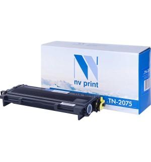 TN-2075 Cовместимый Картридж NV Print для Brother HL-2030/ 2040/ 2070, FAX-2825R, FAX-2920R, MFC- 74