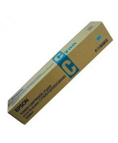 S050041 Тонер-картридж для Epson AcuLaser C8500/ 8600 Cyan (6000стр.)