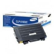 CLP-510D2C Samsung Голубой тонер-картрид...