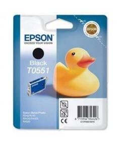 T0551 / T055140 OEM Картридж для Epson Stylus Photo R240; RX400/ 420/ 425/ 520/ 540 Bk (290 стр.)