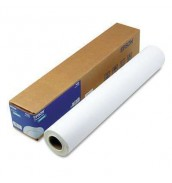 Рулон S041848 Premium Canvas Satin 44, 1118мм х 12,2м, 350г/м2, холст рулонный Epson, сатинированный, для пигментных чернил