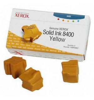 108R00607 Чернила желтые Xerox Phaser 8400 (3 шт.)