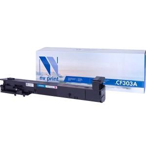 CF303A Картридж NV Print пурпурный, совместимый (32000стр.)