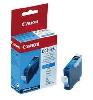 Уцененная чернильница Canon BCI-3eC [4480A002]