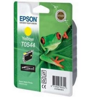 T0544 / T054440 Картридж EPSON Stylus Photo R800/ R1800 Yellow (400стр.)