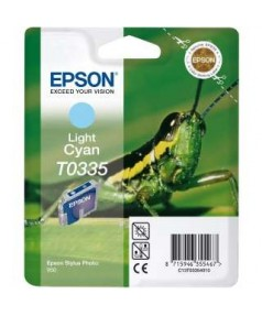 T033540 совместимый картридж TV для Epson Stylus Photo 950 Light Cyan (440 стр.)