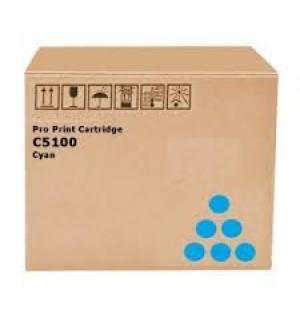 Type-C5100 [828405] Картридж Ricoh голубой для Ricoh Pro C5100S/C5110S (30000стр.)