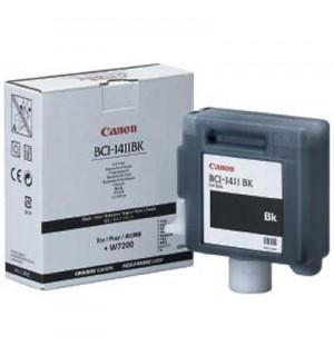 BCI-1411BK [7574A001] Чернильница CANON для W7200/8200/8400D (330 ml) Black