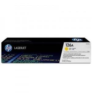 Уцененный желтый картридж HP 126A CE312A для LJ PRO100/ CP1012/ CP1025/ CP1025NW/ M175/ M275