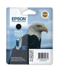 T007401 совместимый картридж для Epson Stylus Photo 790/ 870/ 890/ 895/ 1270/ 1290/ 900/ 915 черн
