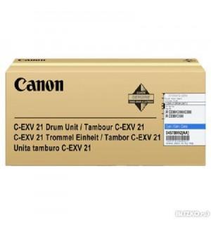 C-EXV21С [0457B002BA] Drum (Барабан) к копирам Canon iR-2380i/ iR C2880/ iR C2880i/ iR C3380 / iR-3080/ iR-C3080i/ iR C3380i/ iR-3580/ iR-3580i голубой