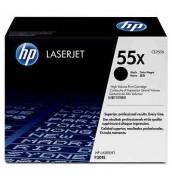 CE255X/ CE255XC HP 55X Картридж для HP LaserJet для 3010/3015/ Enterprise 500 MFP M525 (12500стр)