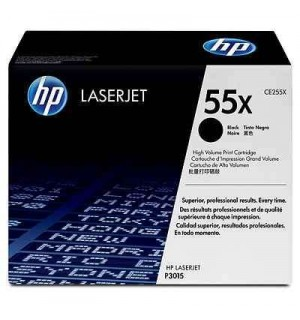 CE255X/ CE255XC № 55X Картридж для HP LaserJet для 3010/3015/ Enterprise 500 MFP M525  (12500стр)