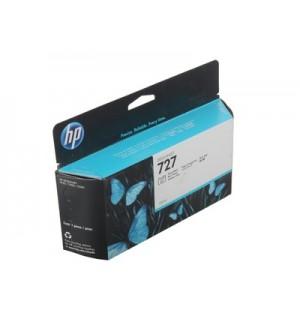 B3P23A HP 727 Картридж с чернилами фотографического черного цвета для принтеров HP Designjet T1500/ T2500/ T920 серии ePrinter, 130 мл