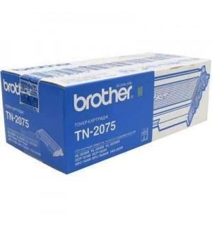 TN-2075 Тонер-картридж Brother для HL-2030/ 2040/ 2070/ Fax-2820/ 2825/ 2920/ MFC-7220/ 7225/ 7420/ 7820/ DCP-7010/ 7020/ 7025 (2500 стр.)