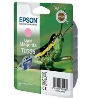 T0336 / T033640 Картридж для Epson Stylus Photo 950 Light Magenta (440 стр.)