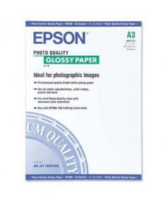 S041125 Бумага Epson Photo Quality Glossy Paper, A3, 147 г/ м2 (20 л.)
