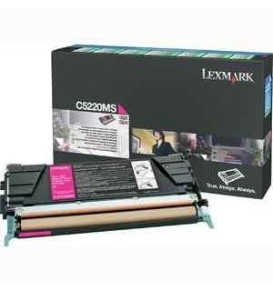 C5220MS Lexmark тонер картридж Return Program красный для C522/ C524 /C530/ C532/ C534 (3000 стр.)
