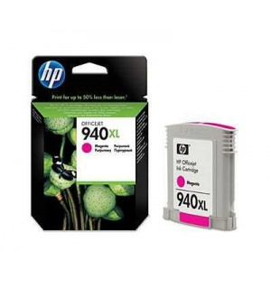 C4908AE HP 940XL Картридж Пурпурный повышенной емкости для HP Officejet Pro 8000/8500 (1400 страниц)