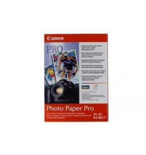 PR-101 Бумага Canon Photo Paper Pro, на основе галогенида серебра, A4, 240г/ м2 (15л.)
