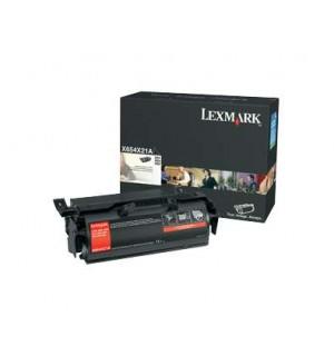 X654X21E Картридж для МФУ Lexmark X654DE/X656DTE/X658DFE/X658DME /X658DTFE/X658DTME Regular 36K