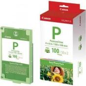 E-P100 [1335B001] Набор: Картридж + бума...