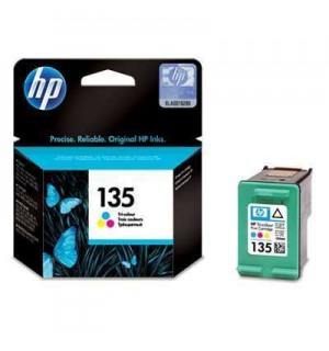 C8766HE HP 135 Картридж для HP DJ 460/ 5740/ 5743/ 5943/ 6543/ 6623/ 6843/ 6943/ 6983/ 9800/9803/ D416
