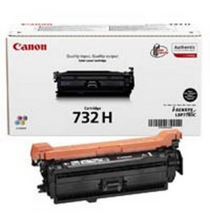 Canon Cartridge 732H Black [6264B002] Картридж черный для Canon LBP 7780Cx (12000 стр)