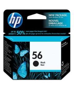 C6656A HP 56 Струйный картридж для HP 5610, HP PSC 1215, HP 5550, черный.