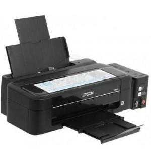 L300 [C11CC27302] Принтер Epson A4, 5760x1440, 4-цветный, USB 2.0, , Габариты (ШxВxГ) 472x130x222 мм. скорость 33стр/мин черных, 15стр/мин цветных, 3 черных и 3 цветных емкости по 70мл в комплекте!!!