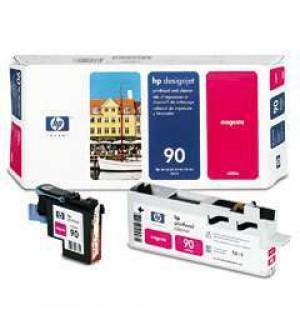 C5056A HP 90 Печатающая головка пурпурная (Magenta) для HP Designjet 4000/4020/4500/4520