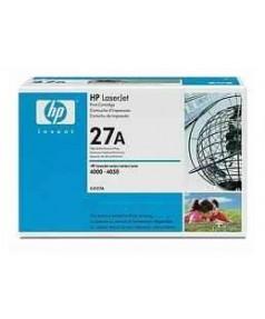 C4127A HP 27A Картридж для LJ 4000 Series, Canon EP-52 (6000стр.)