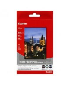 SG-201 Бумага Canon Photo Paper Plus SemiGloss, полуглянцевая, A4, 260г/ м2 (20л.) 1686B021