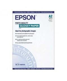 S041123 Бумага Epson Photo Quality Glossy Paper, A2, 147 г/ м2 (20 л.)