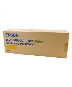 S050097 Тонер-картридж Epson AcuLaser C1900/ C900 Yellow (4500стр.)