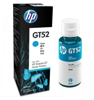 M0H54AE HP GT52 Чернила Голубые GT5810/5820 (70 мл, 8000 стр)
