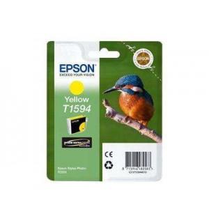 T1594 OEM Картридж для Epson Stylus Photo R2000 Yellow OEM