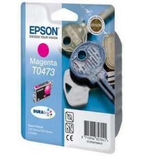 T0473 / T04734A Картридж для Epson Stylus C63/C65/C83, CX3500/CX6300 Magenta (250стр.)