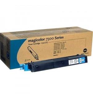 1710530-004 (8938136) Тонер картридж для принтера Konica Minolta MagiColor 7300 синий (cyan), ориг.